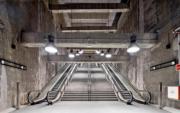 西班牙巴塞隆拿Three Metro Stations L9(RIBA網站截圖)