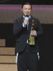 陳奕迅連續13年獲港台頒發「最優秀流行男歌手大獎」。(資料圖片)