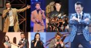 2017年的樂壇四大頒獎禮圓滿落幕,大家過去半個月可有留意?(明報製圖 / 資料圖片)