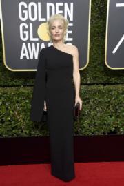 姬莉安德遜(Gillian Anderson)