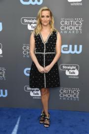 《小謊言》麗絲韋達絲潘(Reese Witherspoon)。(法新社)