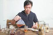 冬日限定:簡易製洋甘菊薑片冬蜜