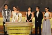 胡鴻鈞獲最受歡迎劇集歌曲獎。