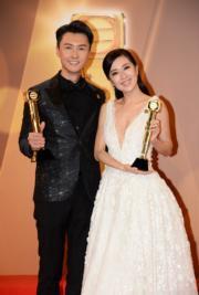 王浩信與唐詩詠熱門當選。