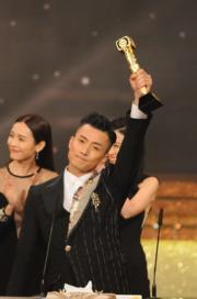 努力付出有成績,陳山聰要向男主角目標進發。