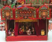 【喜•細看香港 新春微型藝術展@奧海城】西九大戲棚(歐嘉俊攝)