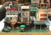 【喜•細看香港 新春微型藝術展@奧海城】展品(歐嘉俊攝)