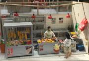 【喜•細看香港 新春微型藝術展@奧海城】家禽檔(歐嘉俊攝)