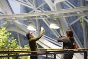亞馬遜(Amazon)在西雅圖的辦公室(法新社)