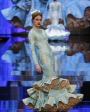佛蘭明高時裝展(Simof, Salón Internacional de Moda Flamenca facebook圖片)