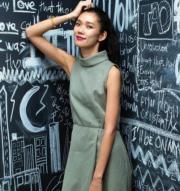 【2017亞洲最時尚女性臉孔】第22位:日本女星岡本多緒(岡本多緒instagram圖片)