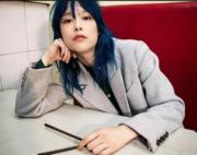 【2017亞洲最時尚女性臉孔】第25位:中加混血模特兒Mae Lapres(Mae Lapres instagram圖片)
