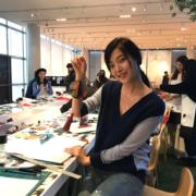 【2017亞洲最時尚女性臉孔】第26位:韓國模特兒Kim Sung Hee(Kim Sung Hee instagram圖片)
