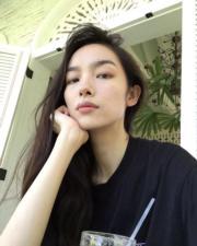 【2017亞洲最時尚女性臉孔】第27位:內地模特兒孫菲菲(孫菲菲instagram圖片)