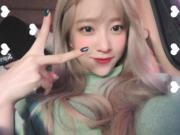 【2017亞洲最時尚女性臉孔】第30位:韓國女團EXID成員Hani(Hani instagram圖片)