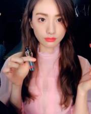 【2017亞洲最時尚女性臉孔】第36位:韓國女團After School成員NaNa(NaNa instagram影片截圖)