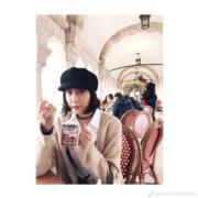【2017亞洲最時尚女性臉孔】第42位:韓國女團少女時代成員潤娥(潤娥微博圖片)