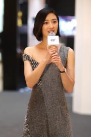【2017亞洲最時尚女性臉孔】第43位:台灣女星桂綸鎂(中新社)