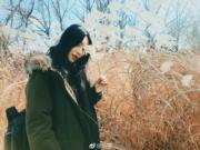 【2017亞洲最時尚女性臉孔】第46位:內地模特兒劉雯(劉雯微博圖片)