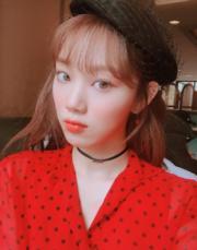 【2017亞洲最時尚女性臉孔】第47位:韓國女星李聖經(李聖經instagram影片截圖)