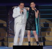 修哥與劉美君。