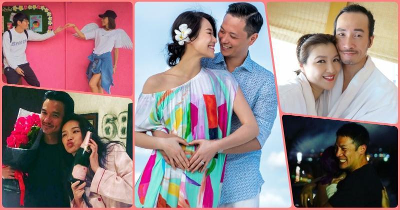 【圖輯】星級情人甜到漏 嚴選20大娛樂圈最浪漫時刻