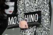 【米蘭時裝周】Moschino手袋(法新社)