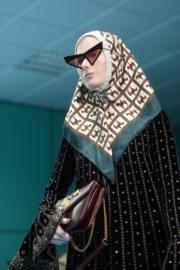 【米蘭時裝周】Gucci手袋(法新社)