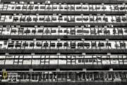 「香港未來組」佳作 得獎者:葉樹祥,作品:Repetition of life,拍攝地點:旺角(國家地理雜誌提供)