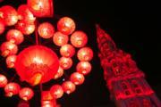 比利時布魯塞爾「中國元宵燈節」(新華社)