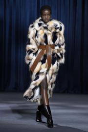 【巴黎時裝周】Givenchy時裝展(法新社)
