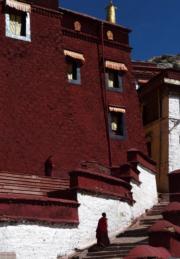 甘丹寺(新華社)