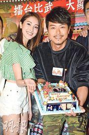 陳凱琳計劃赴泰國探男友班  蕭正楠自爆有黃翠如服侍