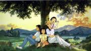 《歲月的童話》是高畑勳1987年的作品。