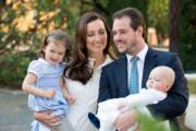 盧森堡王子Prince Felix、Princess Claire於2014年誕下女兒Princess Amalia,2016年再添一名小王子Prince Liam。(www.monarchie.lu網站圖片)