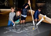 丹麥王儲弗雷德里克的4名子女,最年幼是現年7歲的龍鳳胎。(Det danske kongehus facebook圖片)