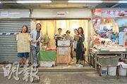 街市博物館 買完餸 染布扔陶瓷