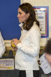 英國劍橋公爵夫人凱特(法新社)