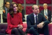 英國劍橋公爵威廉王子及夫人凱特(法新社)