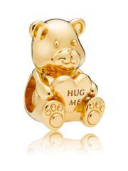 【PANDORA 2018母親節系列】泰迪熊,PANDORA Shine串飾 ($499)(圖片由相關機構提供)