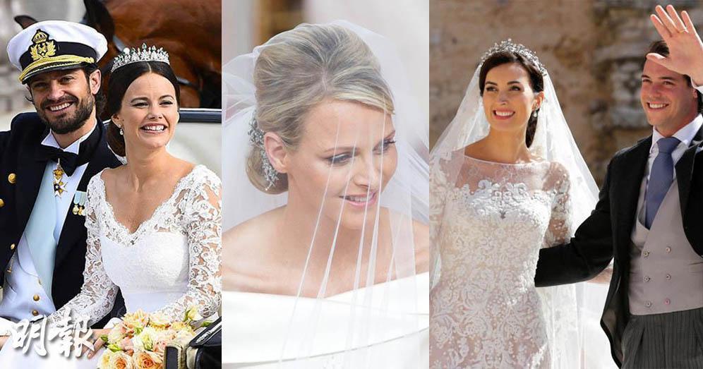 英國以外,歐洲王室婚禮逐個睇