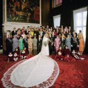 2002年,荷蘭國王威廉‧亞歷山大迎娶馬克西瑪。(www.royal-house.nl網站圖片)