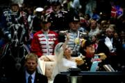 2004年5月,丹麥王儲弗雷德里克與瑪麗結婚。(kongehuset.dk網站圖片)