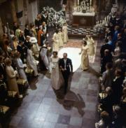 1968年2月,丹麥公主Princess Benedikte of Denmark與Richard zu Sayn-Wittgenstein-Berleburg結婚。Richard於2017年離世。(kongehuset.dk網站圖片)