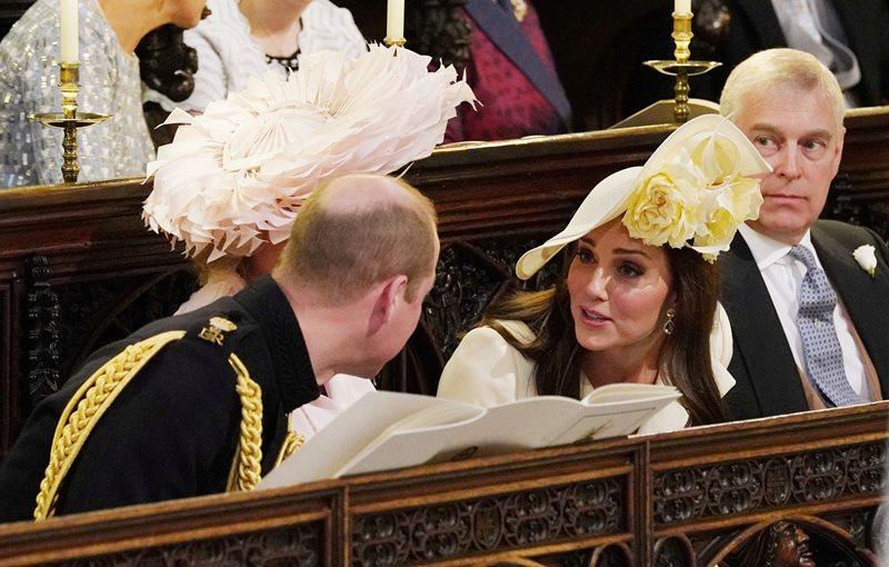 【哈里王子大婚】大嫂穿什麼?Kate Middleton 穿愛牌賀新人
