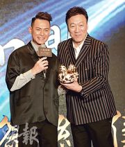 海俊傑回歸香港樂壇 儲夠歌開騷