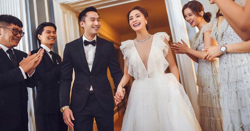 【阿嬌結婚】賴弘國伏在太太膊頭喊:很花時間去維繫這段感情 (10:20)