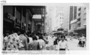 德輔道中(近昭隆街)(香港政府檔案處網站截圖)