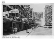 新廈街(近柴灣邨第8座)(香港政府檔案處網站截圖)