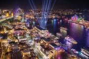 【悉尼燈光音樂節】(Vivid Sydney Facebook圖片)